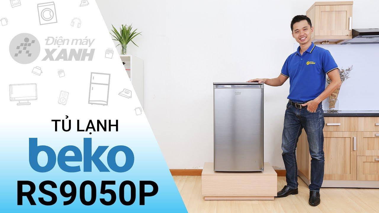 Tủ lạnh Beko RS9050P – Nhỏ nhưng có võ | Điện máy XANH