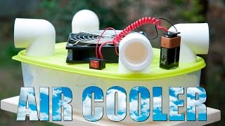 How to Make an Air Conditioner