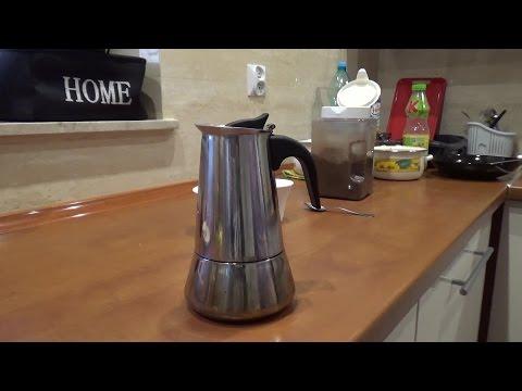 How To Use Espresso Maker - Moka Pot - Presentation