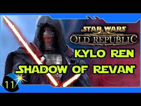 Star Wars: The Old Republic - Sith Warrior Part 12 -  Kylo Ren - Shadow of Revan Expansion