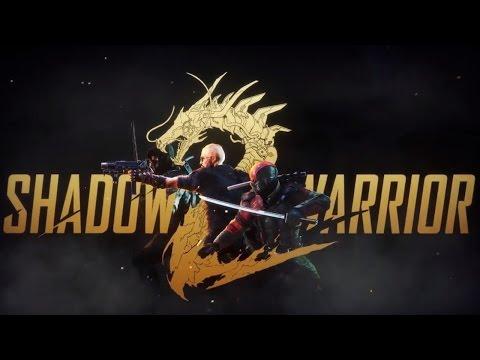 Shadow Warrior 2 Game Movie (All Cutscenes) 2016