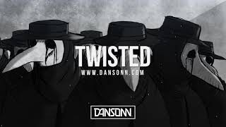 Twisted - Dark Silly Midwest Guitar Beat | Prod. By Dansonn