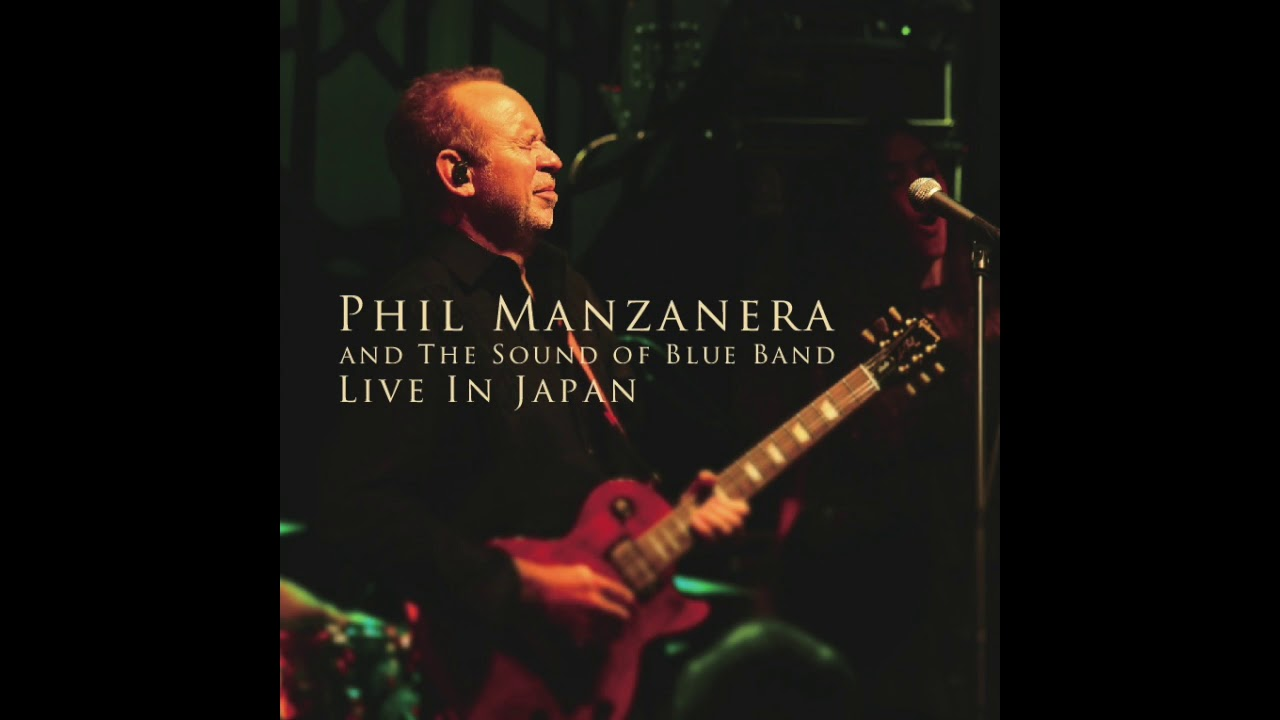 Phil Manzanera - Live In Japan...