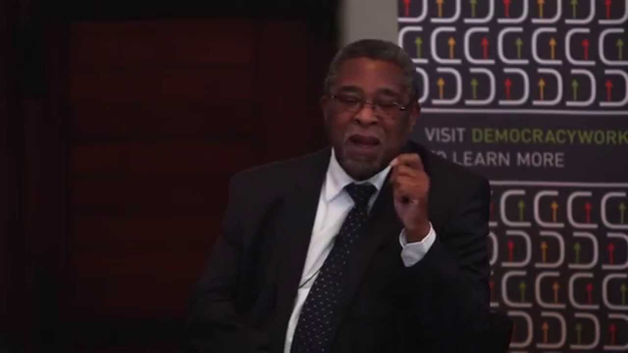 "Moeletsi Mbeki Talks ""The African Experience"""