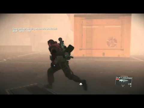 MGSV:TPP FOB Event-Skulls Attack- CQC FTW