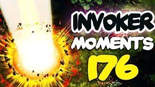 Dota 2 Invoker Moments Ep. 176