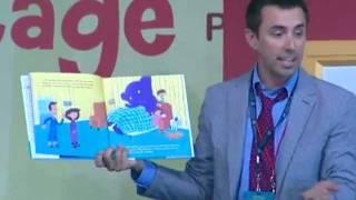 Jarrett J. Krosoczka: 2011 National Book Festival