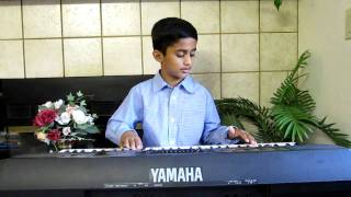 Jaane Jaan - Jawani Diwani - Roshan Nagaram (Keyboard Play) - Instrumental