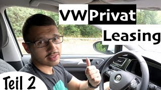 VW Privatleasing: Rückgabe & Fazit nach 4 Jahren (Teil 2)