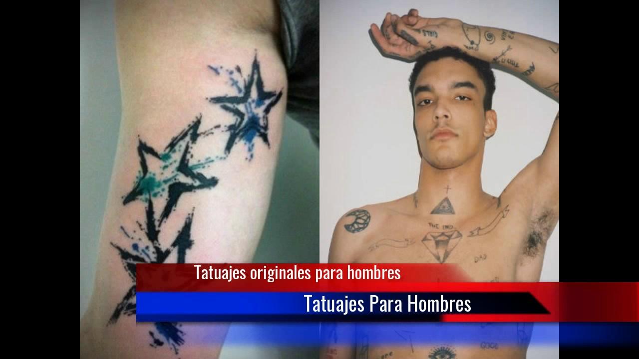 Tatuajes Originales Para Hombres