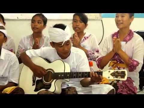 Peserta ke 11 Kirtanam UKM Hindu UNILA