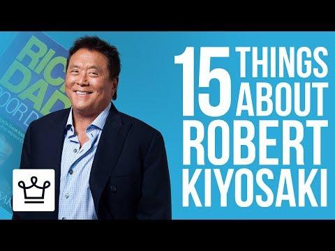 15 Things You Didnt Know About Robert Kiyosaki