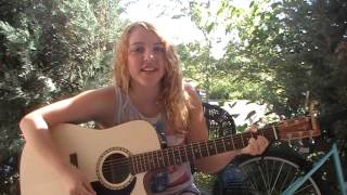 Jessica Lockwood - Take Me The Way I Am - Ingrid Michaelson - Cover