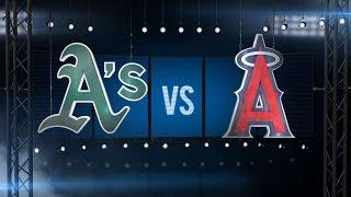 3/28/17: Escobar and Maldonado homer in Angels