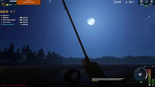 Professional Fishing Gameplay (PC Game) - I Win the Tournament.