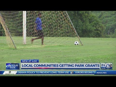 Local communities getting park grants