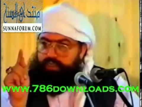 Imam Ahmed Raza International Sunni Conference-Peer Syed Irfan Shah Sahib -