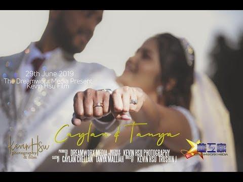 Caylan + Tanya | Christian Wedding Film | 29.06.2019 | Mt Edgecombe Conference Centre Durban