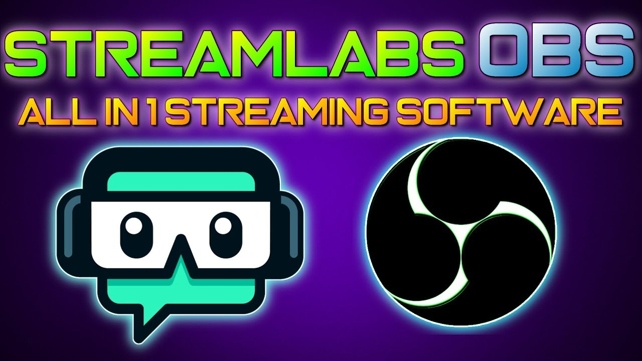 How To Set Up STREAMLABS OBS!! New ALL IN 1 OBS Streaming Software Overview  & Install Guide