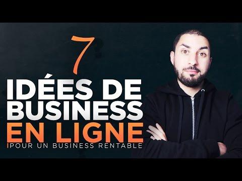 7 idées de business à commencer facilement en 2017