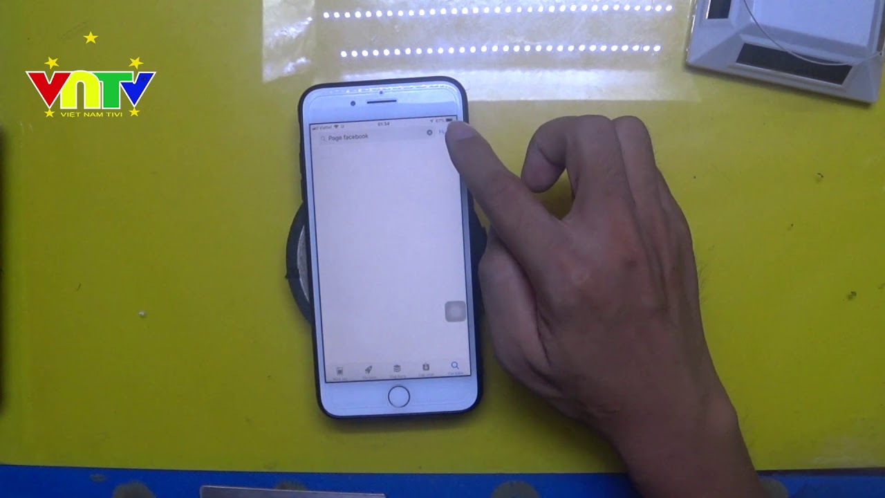 Hướng dẫn tải face book messenger cho iphone ios