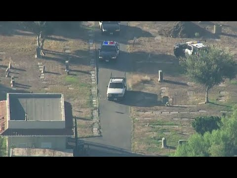 South LA Police Chase - October 27th