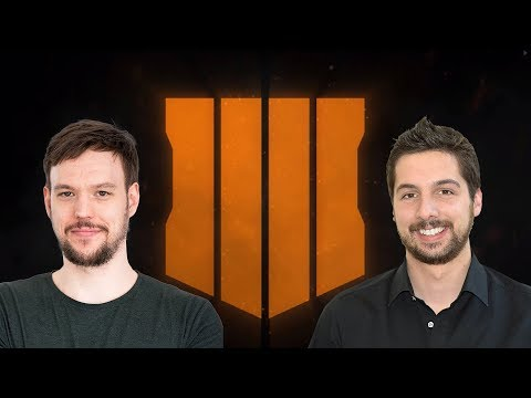 Call of Duty: Black Ops 4 - Livestream zum Reveal von CoD: Black Ops 4 mit Michi & Phil