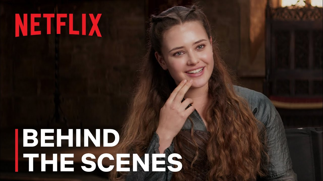 Katherine Langford On Her New Character Cursed Netflix Youtube
