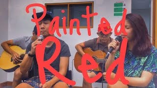 PAINTED RED - New Creation Church Cover  // Download Link Below