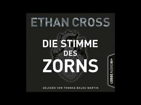 Die Stimme des Zorns YouTube Hörbuch Trailer auf Deutsch