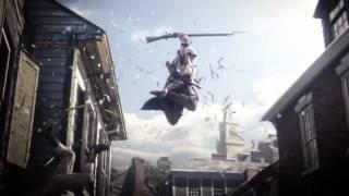 Assassin's Creed 3 Телевизионный трейлер от PS3 (От HELBOE)