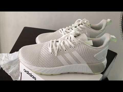 4f3cb2f5e64 Adidas Questar BYD Unboxing - YouTube