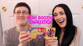 Bean Boozled Challenge with My Brother!