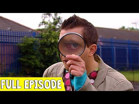 Stripy Modern Art! | Episode 15 | FULL EPISODE | Mister Maker: Comes To Town