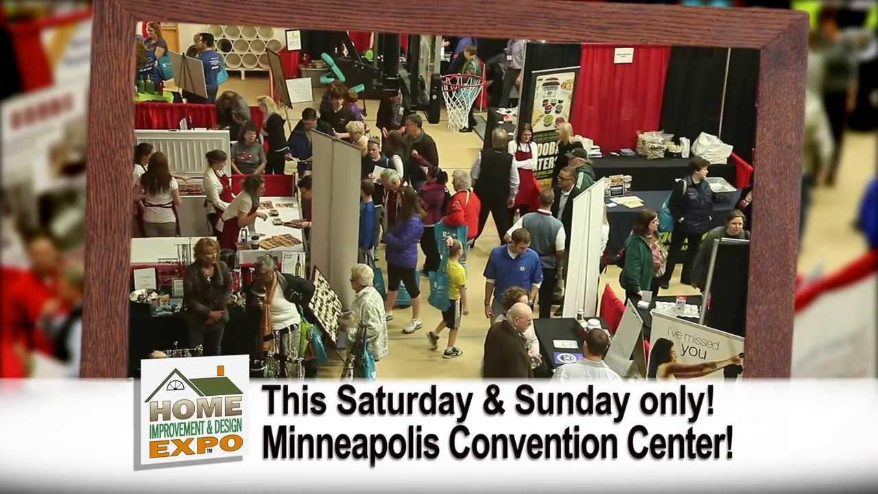 Minneapolis home improvement and design expo youtube for Minneapolis home and design show