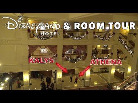 VLOG • HOTEL TOUR DU PALACE DISNEYLAND HOTEL ! - Studio Bubble Tea