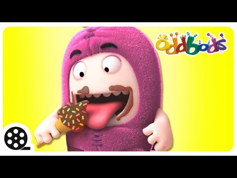 Thumbnail: Oddbods Cartoon SWEET TOOTH | Full Episodes Compilation | The Oddbods Show | Funny Cartoons For Kids