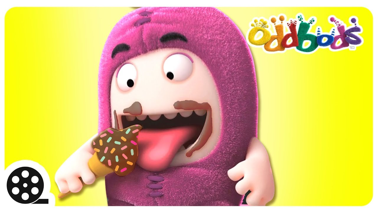 Oddbods Cartoon | SWEET TOOTH | Full Episodes Compilation