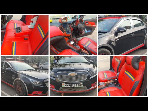 Chevrolet Cruze Modified|Air Ventilated Seats|360 Camera|📞9820198037|📞9833986482