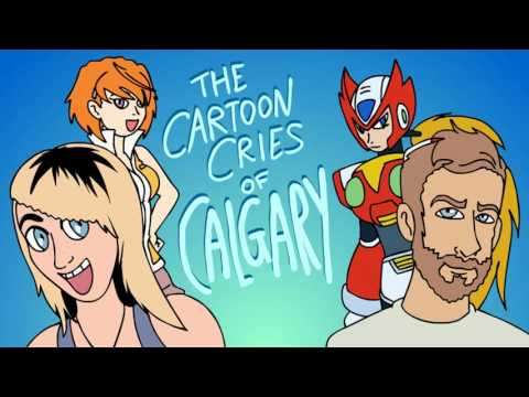 The Cartoon Cries of Calgary (feat. Carol-Anne Day & Lucas Gilbertson) - Kirblog 10/22/16