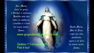 Ave Maria ( Reiki , marcação a cada 5 min )