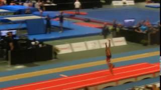 Michael Chaves 2016 National Championships Edmonton Alberta 4th Run
