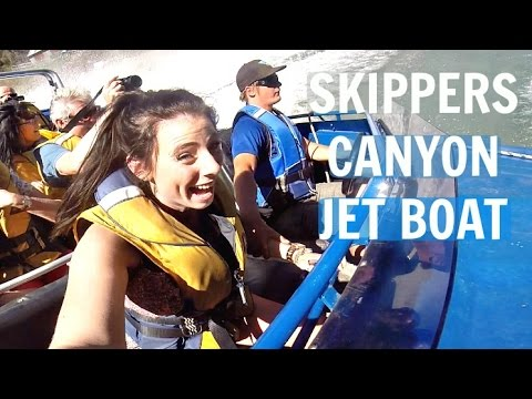 SKIPPERS CANYON JET BOAT | Skippers Canyon, New Zealand