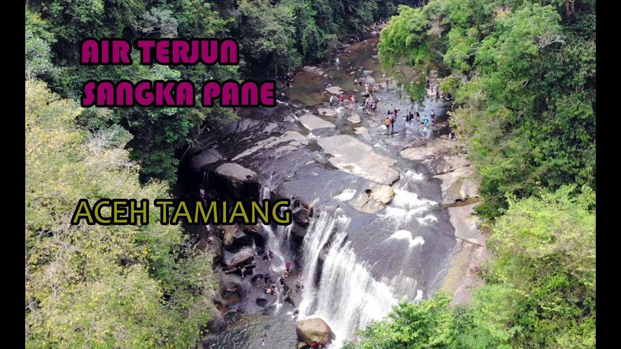 Yang Lagi Viral Sangka Pane Wisata Aceh Tamiang