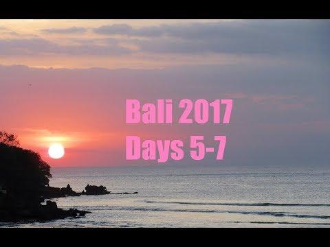 Bali Vlog Days 5-7!