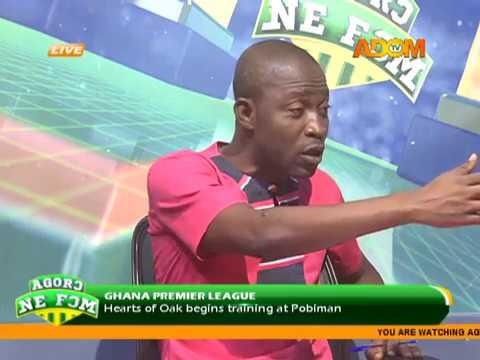 Ghana Premier League - Agoro Ne Fom on Adom TV (1-8-18)