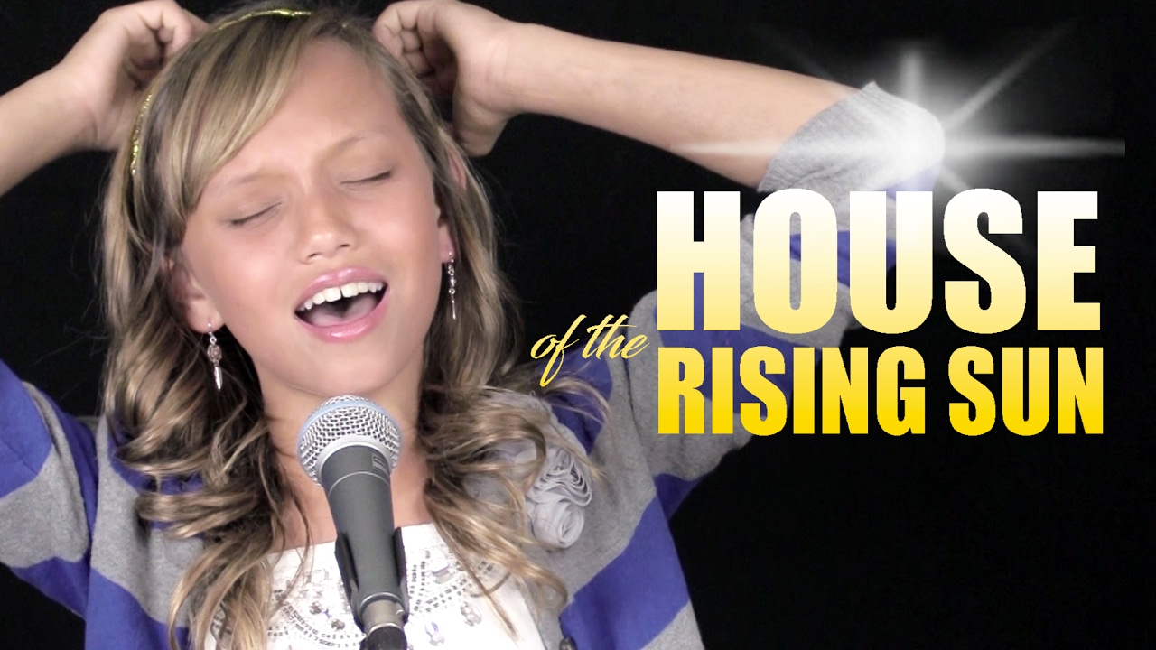 House of the rising sun 10 year old
