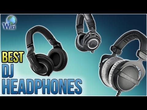 10 Best DJ Headphones 2018