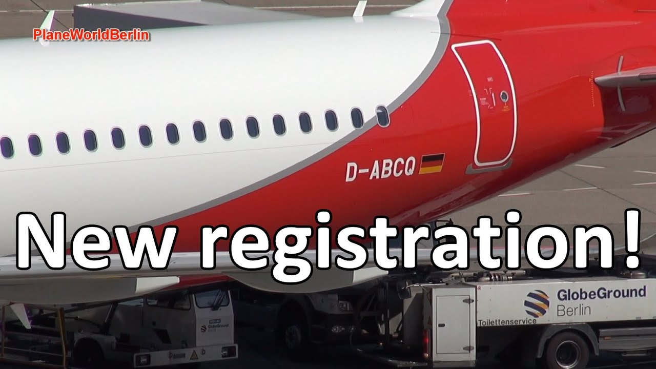 Brand new: Air Berlin A321 D-ABCQ delivered on 29.06.2015