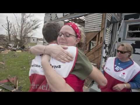 Red Cross National Video - This Is The Story Of The Red Cross #WeAreRedCross